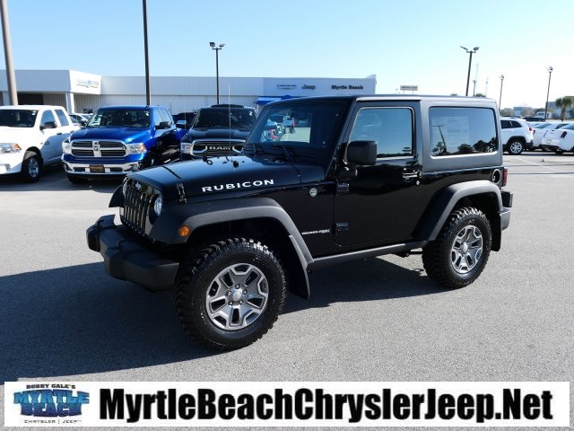 new 2018 jeep wrangler jk rubicon sport utility in myrtle beach j3501 myrtle beach chrysler jeep. Black Bedroom Furniture Sets. Home Design Ideas