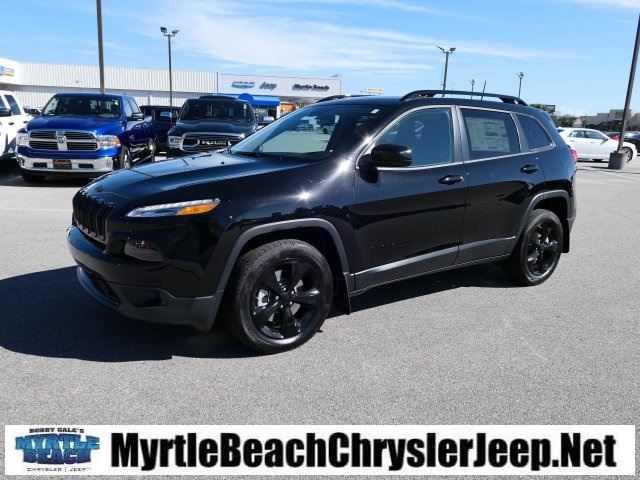 New 2018 Jeep Cherokee Latitude Sport Utility In Myrtle
