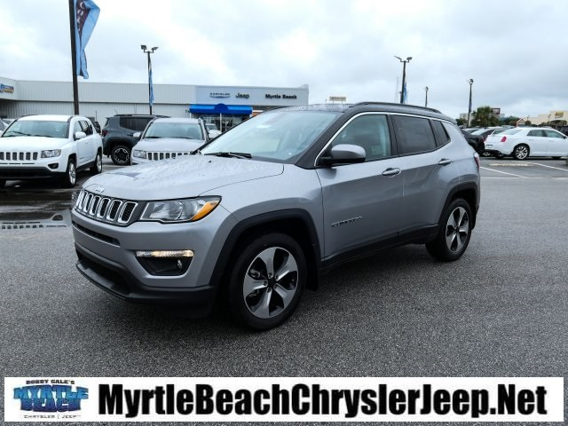 New 2018 Jeep Compass Latitude 4d Sport Utility In Myrtle