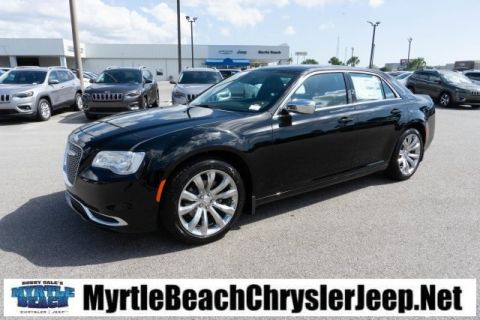 New Chrysler Vehicles In Myrtle Beach Myrtle Beach Chrysler Jeep